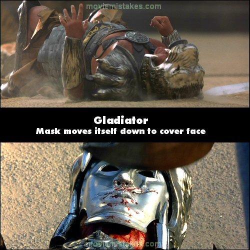 Seño, ¿llevaban los romanos reloj?....... Gladiator-2