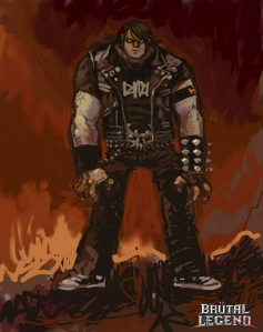Brutal Legend - Jack Black
