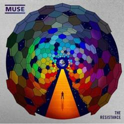 Muse: The Resistance, carátula frontal del disco.