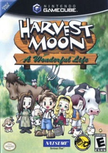 GameCube Harvest Moon A Wonderful Life