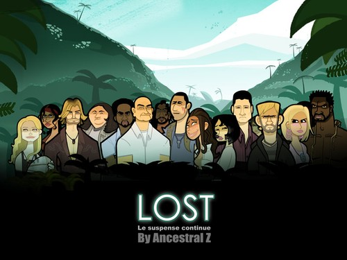 final de serie lost: